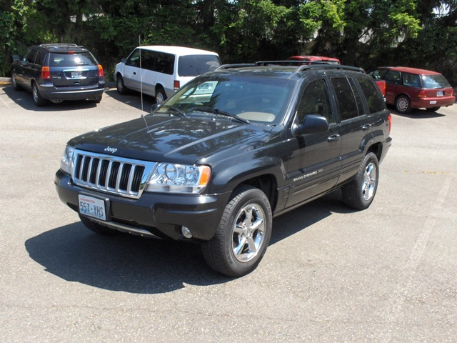 2004 Jeep Grand Cherokee Limited, $ 11500. Would you like more information
